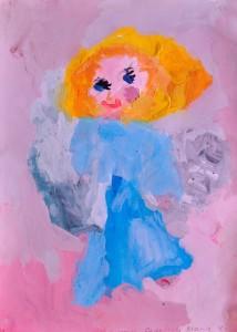 Мой ангел (Соловьева Мария, 5лет)