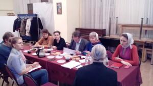 фото 1 собрание ВШ ИБ