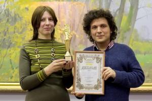 Лауреаты театр Петровский парк - копия